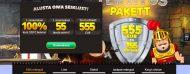 kingswin online kasiino boonused